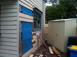 weatherboard repairs thornbury before