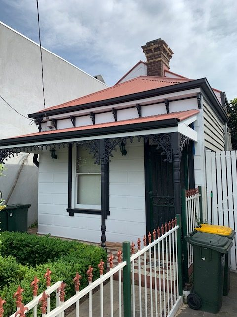 Richmond Weatherboard Repairs