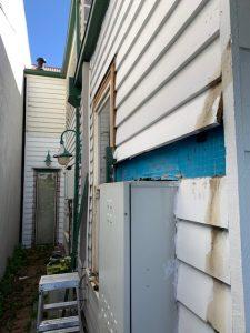 Weatherboard Repairs In Richmond