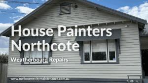 House Painter Northcote
